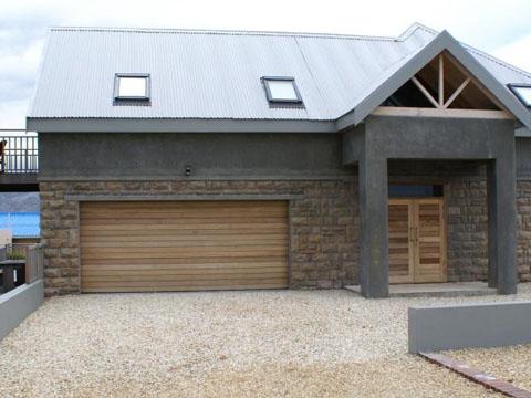 Meranti Range Garage Doors